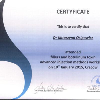 certyfikat 16