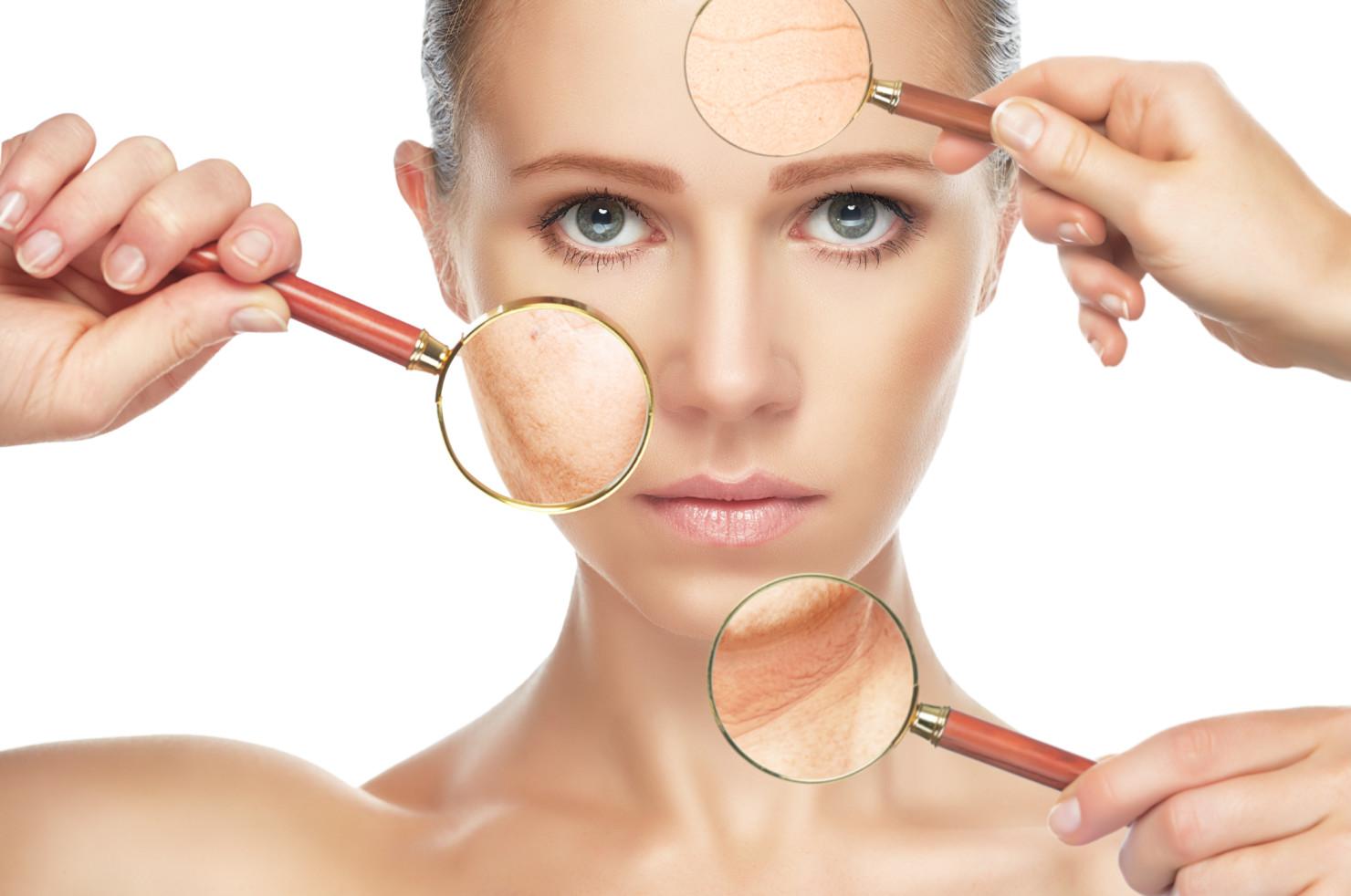 Biorewitalizacja skóry twarzy – osocze, kolagen, nici pdo, mezoterapia