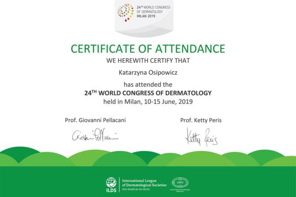 certyfikat 31