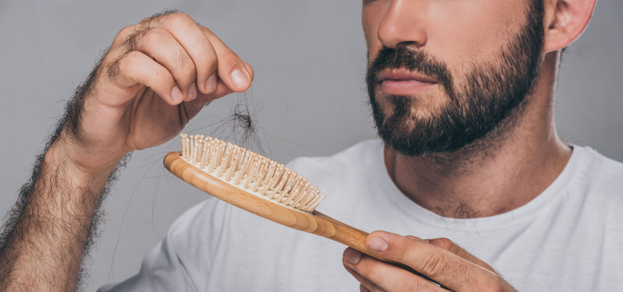Powstrzymaj wypadanie włosów!