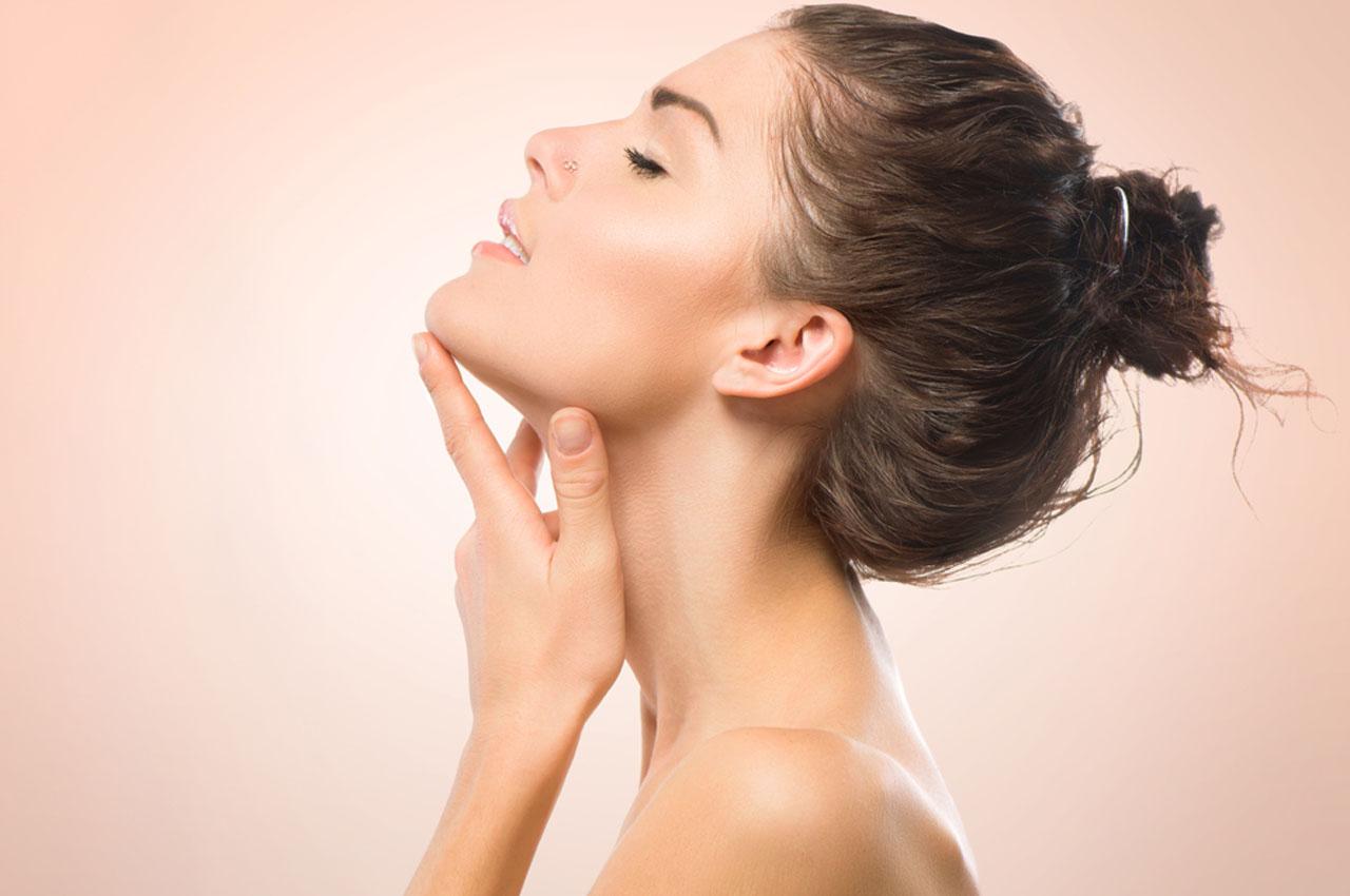 Poprawa jakości skóry fibryną