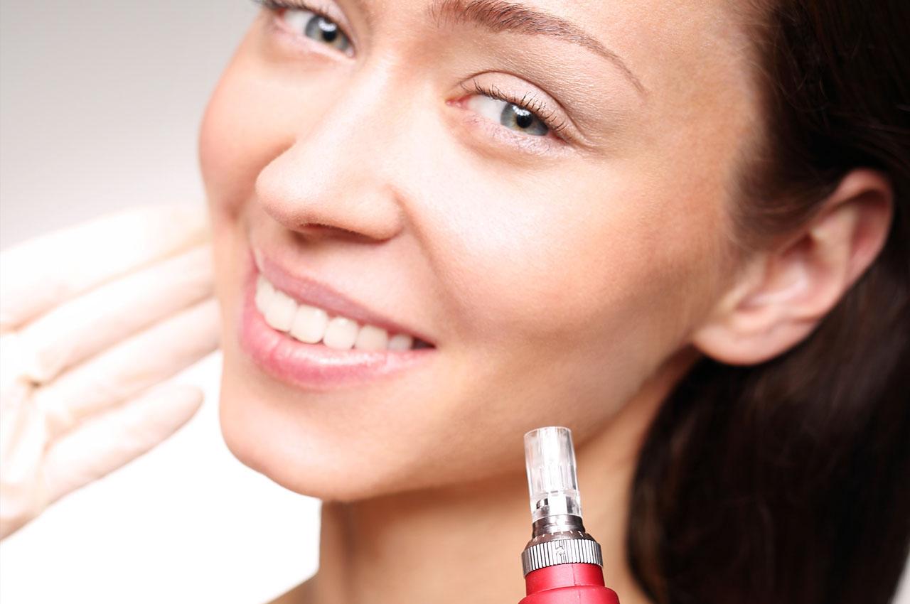 Dermapen – przeciwstarzeniowe dzialanie naskore