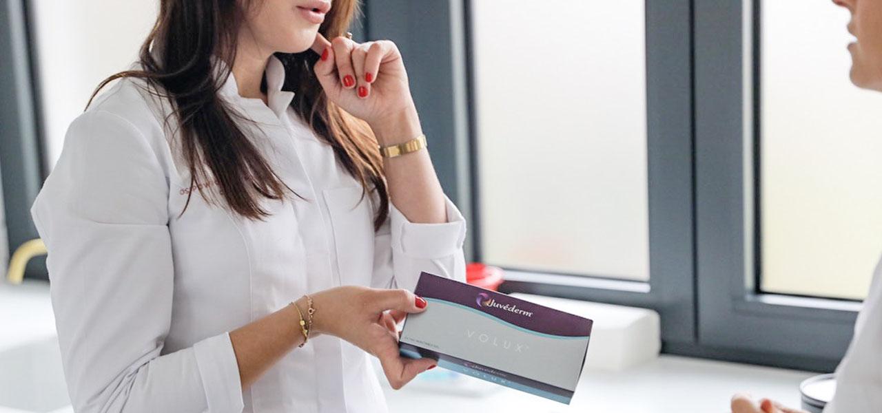 Współpraca kosmetologa zdermatologiem wzakresie zabiegów natwarz