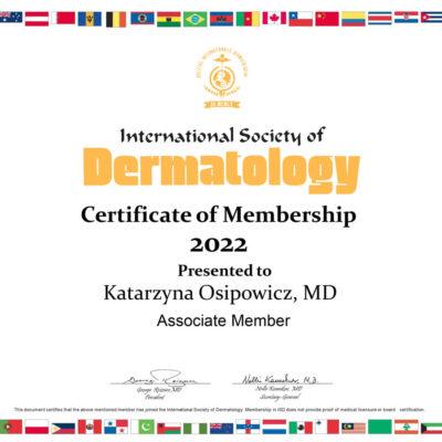 certyfikat 34